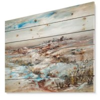 Alas, a modern take on wood wall art. Once typically a wall art piece found only in rustic or farmhouse style decor settings, this 'Beautiful Farm House Iceland Landscape' Painting on Wood will easily fit into even the most contemporary of designs. Using the highest quality 6 color Canon UV ink, it incorporates several aspects of fine design into one stunning piece. With its slightly visible wood grain appearing through the colors and sleekly finished edges, it is a wonderful choice for any...