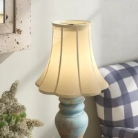 When it comes to mood lighting, lampshades can make it or break it. They affect the light in your room, which in turn affects the ambiance. The 12