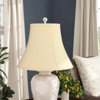 A lamp shade is an integral part of the lighting in a room. Shades can change the color and warmth of the light projected by the lamp, which is why you want to have the right one for your decor, and your personality. The 18