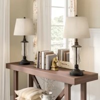 Lighten up your space without sacrificing style, with this statement-making table lamp. The perfect combination of modern design with traditional detailing, the Prescott 30