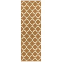 Create intrigue in your favorite space with this new Modern Area Rug. Available in multiple solid colors with a simple, trellis pattern makes this rug an instant favorite. This rug can stand up to the most frequented rooms of your home while remaining soft and long-lasting. Instantly update the look of your modern, eclectic, or transitional aesthetic with this stylish rug.