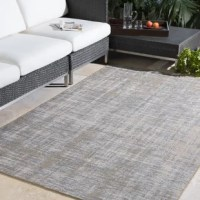 Brimming with the artful appeal, it features a distressed woven design in hues of sky blue and white. This Alston Area Rug is a lovely foundation for your farmhouse-inspired ensemble. Lay it down by the front door to let its durable design keep a high traffic area of your home looking sharp.