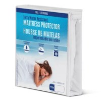 Designed with your comfort in mind, this product is ideal for most situations such as when you want to protect your mattress from perspiration stains or from other bodily fluids and ensure a peaceful night's sleep.