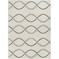 This area rug is an exciting array of trendy geometric patterns woven in a combination of classic neutral tones and bright, fun colors. A 0.4