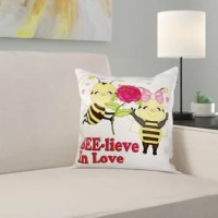 This pillowcase is a great way to add a splash of style to any room. The unique design of this throw pillowcase is sure to turn heads.