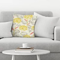 Designed by Rebecca Prinn for our exclusive collection of decorative throw pillows and accent cushions. Get creative with your space using this accent pillow. A simple and chic way to makeover any space in your home.
