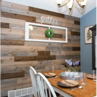 Add depth and character to any room by adding an accent wall. Easy instructions and workable boards make adding a new wall easy and fun.