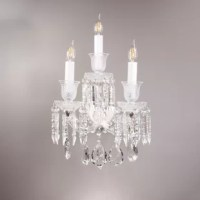 This product is one of a kind with its perfect shape that renders an entire room's beauty owning it all to its sensual yet sophisticated linear frame. Quality crystal creates an unsurpassed luxurious ambiance.