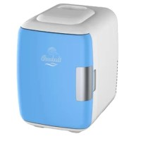 The product holds six 12-ounce cans and is perfectly portable for personal use. It can be kept anywhere on your desk, in your office, or in your car to keep food, drinks and other essentials such as breast milk, insulin, medications, and skincare and beauty products at the right temperature even on long car rides and road trips.