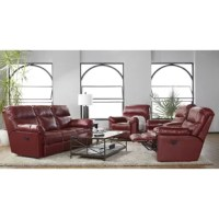 Maner Double Reclining Loveseat