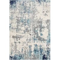 Bring style all the way down to your floorboards with this area rug. Power-loomed in Turkey from polypropylene, it features a low 0.3