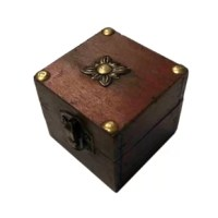 This decorative box gives a unique touch to your home and enhances the style of the room. Show off your style and character with this beautiful but also functional accent piece. Can be used to store a variety of items.