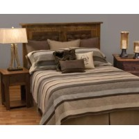If you want to create an atmosphere of relaxation, then this bed ensemble is a perfect choice. Translating across almost any decorating style, this ensemble features gentle that is offset by pale stripes on a field of light, sandy tones.
