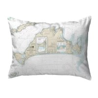 This manufacturer now offers their artwork on Martha's Vineyard, MA Non-Corded Indoor/Outdoor Lumbar Pillow. Their artwork is printed on both sides on fade-resistant fabric for years of use and enjoyment.