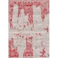 Great Aliza Handloom Red Area Rug Furniture Online