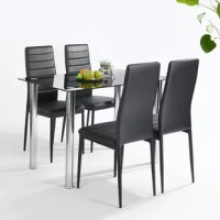Lamotte 5 Piece Dining Set