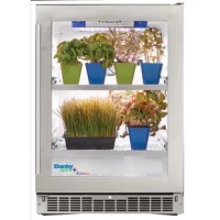 Bring your garden inside with the growing kit. Grow fresh herbs, vegetables, fruits, and flowers all year round in a turnkey product that is easy to use and maintain. Designed to fit your decor, this comes in a stainless-steel finish resembling most contemporary wine refrigerators and beverage centers. You'll know exactly where your food comes from and how it was grown so you can rest assured you'll be serving your family healthy, fresh, organic greens every time.