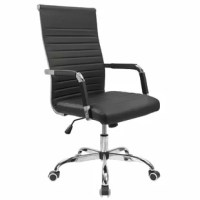 Great office chairs in the office, conference, home, college, reception desk, etc. Offer extra comfort for a long time.