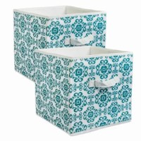 This product is a fun and creative way to organize and store toys, clothes, blankets, towels, books, knick-knacks and more. Tired of clutter in the kid's room, living room, or laundry room? These storage containers could be the perfect solution to organize the clutter while enhancing your home's décor.