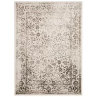Ophelia & Co. Erving Distressed Collection rugs offer vintage looks to bring a touch of cottage-chic appeal to any aesthetic from traditional to rustic.The trending distressed look is a tasteful combination of contemporary designs with centuries old Persian designs.