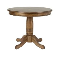 Rutledge Rubber Solid Wood Dining Table