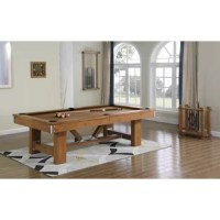 This pool table combines timber frame construction, unique hardware and hand finishing that was inspired by artisan styling and craftsmanship. More than just beautiful furniture, high-quality materials and construction will ensure many years of billiards with family and friends.