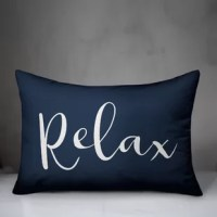 All of your guests will feel at home when greeted by this typography pillow. Great for on the front porch or inside your entryway. Designed and printed in the United States, this pillow is sure to add joy to your space.
