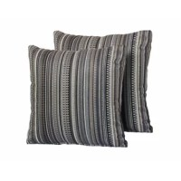 Help make your outdoor space inviting with the addition of these outdoor throw pillows.