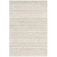 The rug features striking global-inspired designs that endure at the forefront of contemporary trends. With their hand-tufted construction, this rug offers an affordable alternative to other handmade constructions while preserving the same natural demeanor and charm.