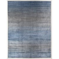 This rug is hand-loomed by skilled artisans from India. Tone-on-tone with subtle designs, appropriate for any room. Moderate shedding, subsiding over time.