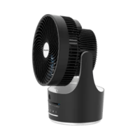 This personal fan will help you regulate cooling and heating throughout the room while helping you save on your energy bill, thanks to the perfect air distribution system.