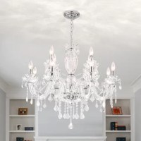Louann 12 - Light Candle Style Classic / Traditional Chandelier