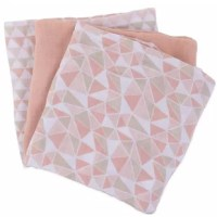 This swaddle blanket helps reduce the risk of overheating and is gentle against baby's delicate skin while using the swaddle blankets. Swaddling your baby with swaddles blankets creates a cozy, womb-like feeling for baby and prevents the startle reflex that can wake your infant and usually leads to longer sleep time.