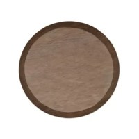 This Creager Hand-Tufted Wool Beige/Brown Area Rug is a very sober area rug. Its uniqueness lies in its simple design and it will make your interiors look serene. They have manufactured this using high-quality wool and thus it is very durable and sturdy. It will give a very comfortable underfoot experience.