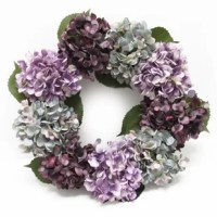 Enjoy this charming and natural wreath all throughout the year. Durable and versatile for any display setting - home, venue, office, special events, celebrations, memorial and more. Its realistic and fresh look is eye-catching and hard to miss! Use to quickly add a warm feel to any indoor/outdoor space or display. No maintenance, forever fresh!
