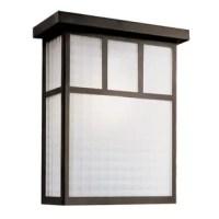 Calhoun 2-Light Outdoor Wall Sconce