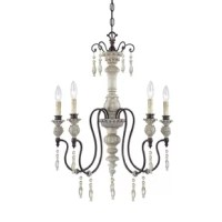 Grateron 5-Light Candle Style Classic / Traditional Chandelier