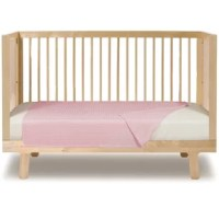 Your baby sleeps healthier on this crib bedding set as it is hypoallergenic, extremely soft against tender skin, and thermal regulating which helps adjust to temperature needs throughout the night. They will also be so comforted with a rayon from bamboo blanket going from the car seat to the stroller, to the car.