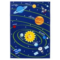 Bring joy into your space with this area rug. Enjoy this fun, fresh perspective on the timeless, spotted look. With it's unique and luxurious, this area rug will transform your space and create a personal touch for your live space.