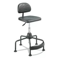 Hang tough with the TaskMaster Economy Industrial Chair. It offers an additional 10