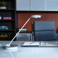 Get in the zone with lighting that's both healthy and smart – the OttLite WorkWell Uplift 19