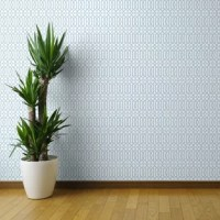 Our smooth wallpaper is a durable paper with a water-activated adhesive backing. It's long lasting but fully removable, making it great for apartments, rentals, and an array of craft and decorating projects. Smooth wallpaper makes adding a one of a kind accent wall or updating a whole room a cinch. We recommend the Smooth Water-Activated Wallpaper for children's rooms and nurseries.  Featured Design: Morrocan Arabesque Blue Wedgewood Morrocan Cotton Blue Modern Home Decor Morrocan Blue...