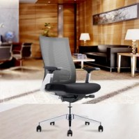 Home office multifunction ergonomic executive chair with adjustable PU headrest, lumbar support, and 3D armrests, promote an ergonomically correct seated position. Ergonomic chair with adjustable seat sliding and seat depth are to fit your comfortable gesture. It offers 4-position locking to fit leisure work and rest. Five reinforced nylon casters on aluminum alloy base which offer you the ability to easily glide over carpeted floors are naturally performing tasks without exertion.