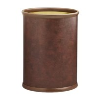 The original, the industry standard, proven functionality, durability and value. This waste basket is made from fire retardant metal and has available full liners to help protect against abuse and for easy emptying.