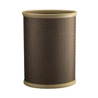 It characterized by its intricate woven pattern. The sophisticated weave imbues a sense of connectedness and old world charm. Made to withstand the rigors of daily hospitality use and cleaning.