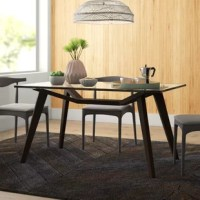 Sienna Solid Wood Dining Table