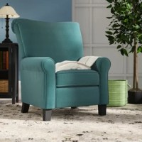 This essential Fabric Manual Recliner is a piece that everyone should own, it is functional, beautiful, and comfortable. Made from the highest-quality materials, this chair will become an integral part of your living room.
