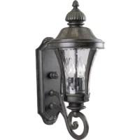 Triplehorn 2-Light Outdoor Sconce