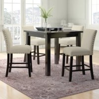 Stuckey 5 Piece Dining Set