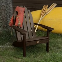 This Eco-Friendly Essential Adirondack Chair is responsibly designed for adventurous souls seeking respite in today's busy world.  Its classic, yet comfortable design encourages you to shed your digital skin and relax as you take in the world a Request free product swatches so you can view the color and composition in person.   Don't waste time and money on a chair that is going to require constant upkeep. You only get one life, live it by your rules.